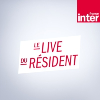 Logo of the podcast Le live du Résident