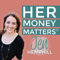 Logo du podcast Her Money Matters