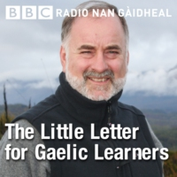 Logo of the podcast An Litir Bheag