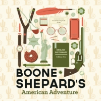 Logo du podcast Boone Shepard's American Adventure Part 1