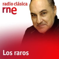 Logo of the podcast Los raros - 21/05/14