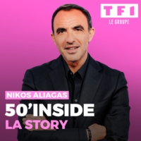 Logo of the podcast 50'INSIDE, LA STORY