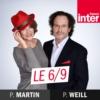 Logo du podcast France Inter - Le 6/9