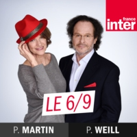 Logo of the podcast Le 6/9 du week-end du 31 juillet : Isabelle de Gaulmyn et Didier Arino