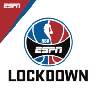 Logo of the podcast NBA Lockdown