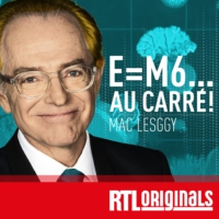 Logo du podcast E=M6... au carré !