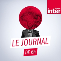 Logo of the podcast Le journal de 6h 08.03.2020