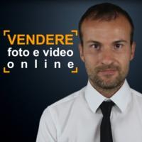 Logo of the podcast Vendere foto e video online