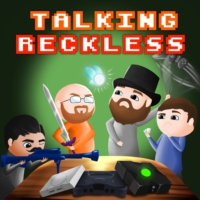 Logo du podcast Talking Reckless (A Gaming Podcast)