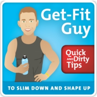 Logo du podcast Get-Fit Guy's Quick and Dirty Tips to Slim Down and Shape Up