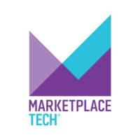 Logo of the podcast Marketplace Tech with Molly Wood