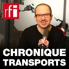 Logo of the podcast Chronique Transports