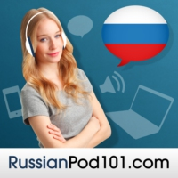Logo of the podcast Learn Russian | RussianPod101.com