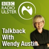 Logo of the podcast Response to Arlene Foster's attendance at Martin McGuinness's funeral