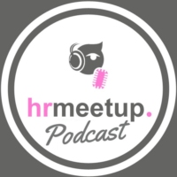 Logo of the podcast hrmeetup. ©