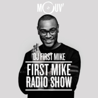 Logo of the podcast First Mike Radio Show #25