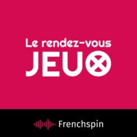 Logo of the podcast Le rendez-vous Jeux