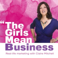 Logo of the podcast EP184 - How to Get Fab Testimonials You Can Use In Your Business