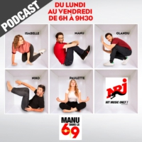 Logo of the podcast Manu dans le 6/9 : Le best-of