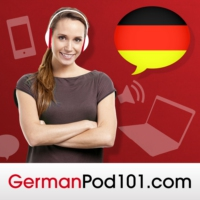 Logo of the podcast Learn German | GermanPod101.com