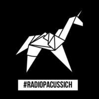 Logo of the podcast #RadioPacussich los archivos