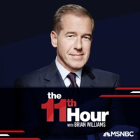 Logo of the podcast The 11th Hour with Brian Williams