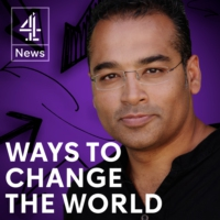 Logo of the podcast Ways to Change the World with Krishnan Guru-Murthy
