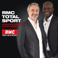 Logo of the podcast RMC : 10/06 - Total Sport - 19h-20h