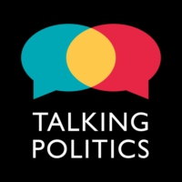 Logo of the podcast TALKING POLITICS