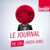 Logo du podcast Journal de 13h (week-end)