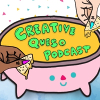 Logo du podcast Creative Queso Podcast