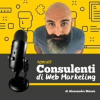 Logo of the podcast Consulente di web marketing: 4 step per analizzare un sito web