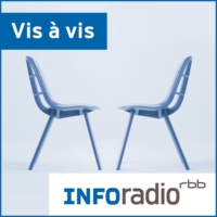 Logo of the podcast Vis à vis | Inforadio