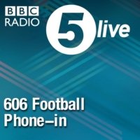 Logo of the podcast BBC Radio 5 Live - 606 Football