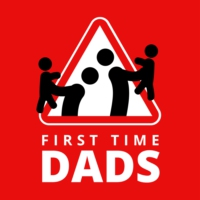 Logo of the podcast First Time Dads
