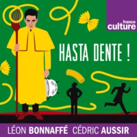 "Logo du podcast ""Hasta Dente!"""