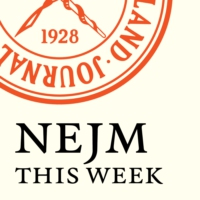 Logo of the podcast NEJM This Week - Audio Summaries
