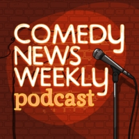 Logo of the podcast Comedy News Weekly