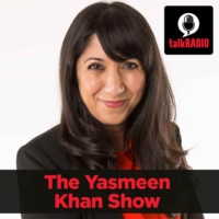 Logo of the podcast The Yasmeen Khan Show
