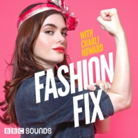 Logo of the podcast Fashion Fix with Charli Howard