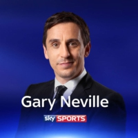 Logo of the podcast The Gary Neville Podcast - Sky Sports
