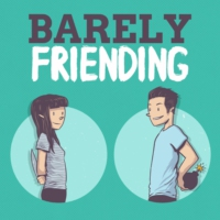 Logo du podcast Barely Friending