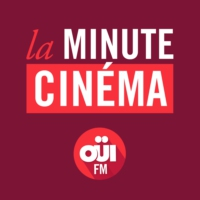 Logo of the podcast La Minute Cinéma – OUI FM
