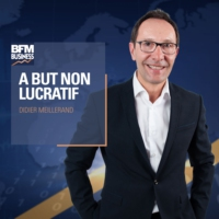 Logo du podcast BFM : 11/09 - A but non lucratif : MGEN