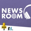 Logo of the podcast Newsroom | BNR