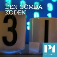 Logo of the podcast Den gömda koden