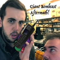Logo of the podcast Giant Bombcast Aftermath!