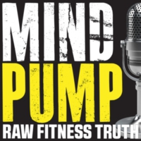 Logo of the podcast Mind Pump: Raw Fitness Truth