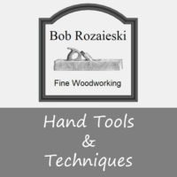 Logo of the podcast Woodworking Hand Tools & Techniques