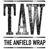 Logo of the podcast The Anfield Wrap: Reds Run Riot As A Reminder To The Rest